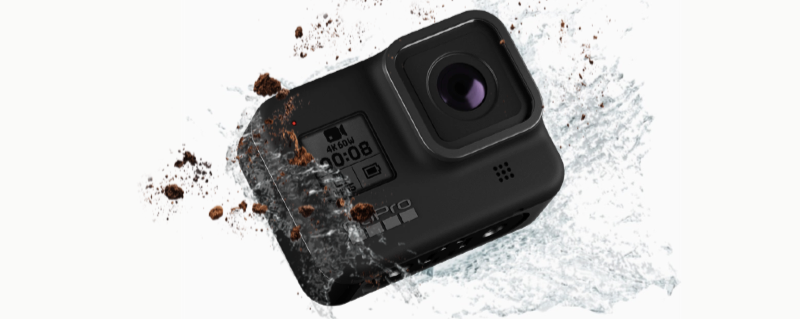GoPro HERO8 Black登場!