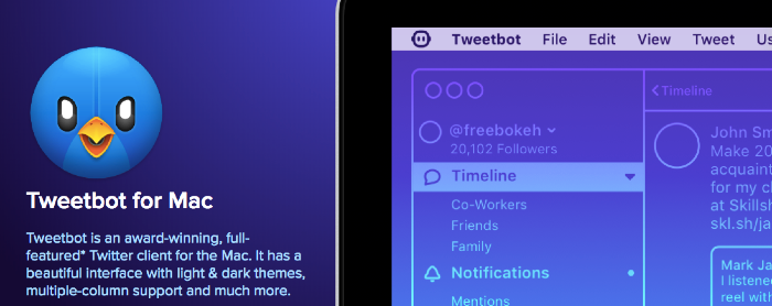 Tweetbot 3 fot Mac